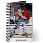 Buy this handy Lovers journal at Cafepress.com