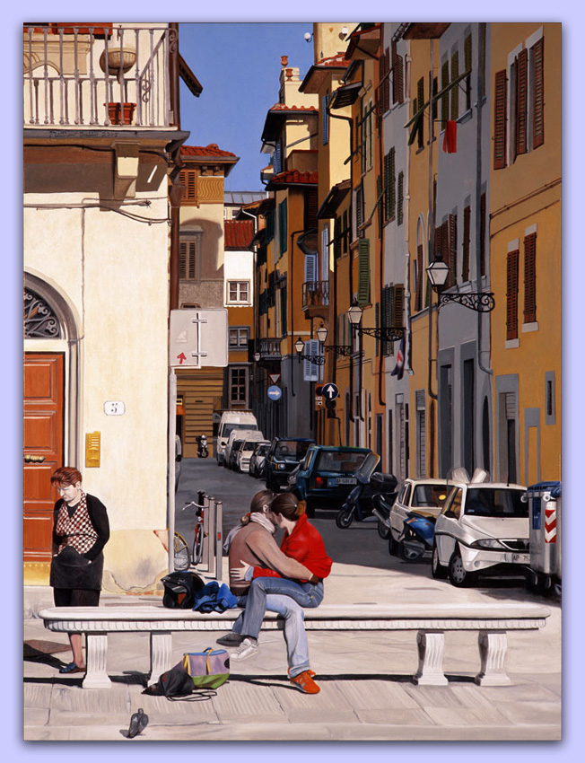http://www.mattbates.net/Paintings/Cityscapes/Lovers-In-Santa-Croce/Lovers-in-Santa-Croce-bates.jpg