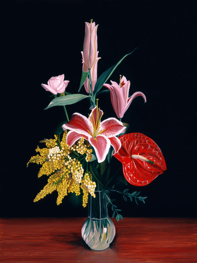 Flower Still Life - ©2004, Matthew Bates, All Rights Reserved